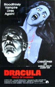 Dracula : Prince of Darkness (1966)